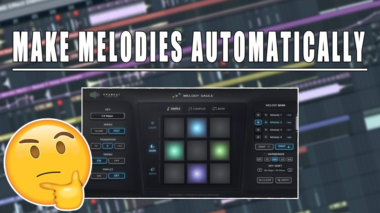 New VST That Makes Melodies Automatically