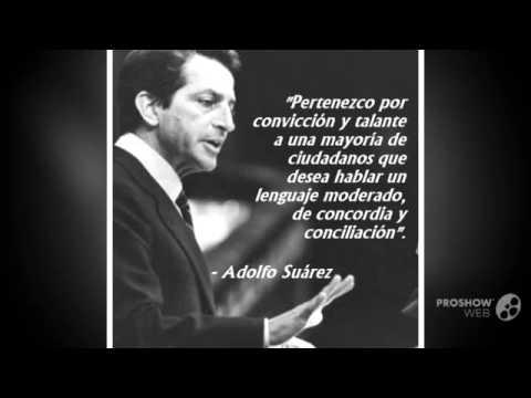 Adolfo Suárez González at large: En su memoria, al 2014.03.25.