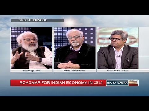 State of the Economy - Roadmap for Indian Economy in 2015