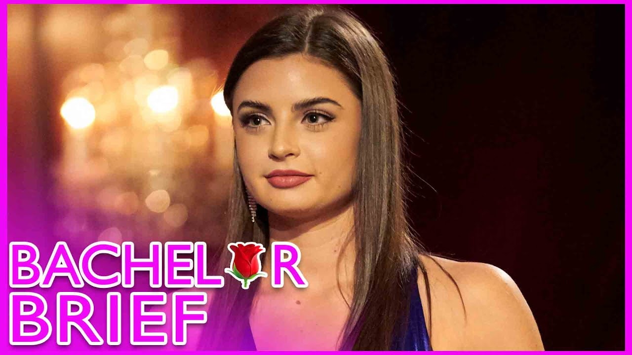 'The Bachelor's' Rachael Kirkconnell Wants White People To Step Up | Bachelor Brief