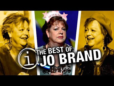 QI  Jo Brand's Best Moments