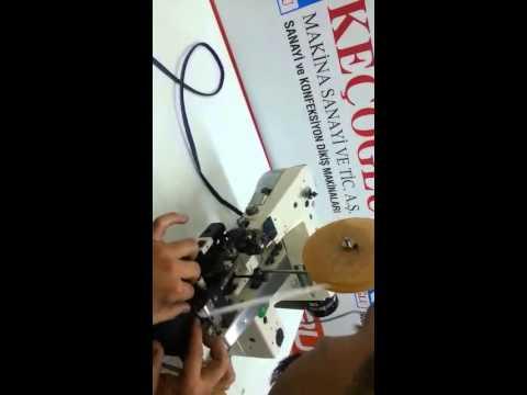 NATEXINT - ZUSUN CM370 - TROUSERS EARS BLIND - STITCH MACHINE