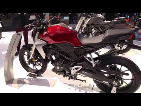 Honda CB300R Neo Sports Cafe