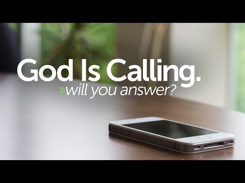Beyond Today -- God is Calling: Will You Answer?