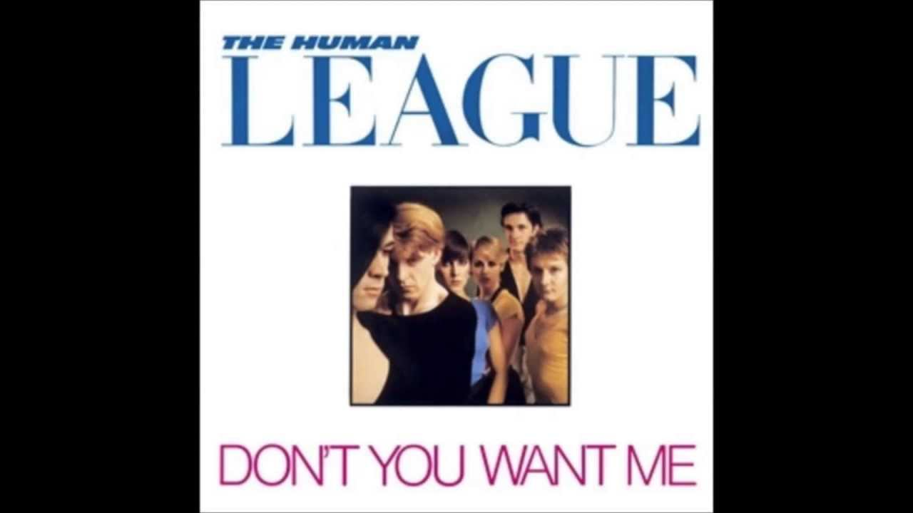 The Human League Don T You Want Me E Android Edit