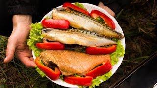 Рецепт копчения рыбы в коптильне Подорожник