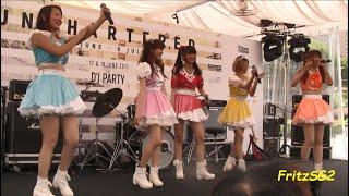 "(Day 2) Natsuiro Party ( 夏色パーティー ) - ""Neptune☆Sagashite ネプテューヌ☆サガして"" (Afilia Saga East アフィリア・サーガ・イースト) performance at the D'JParty ..."