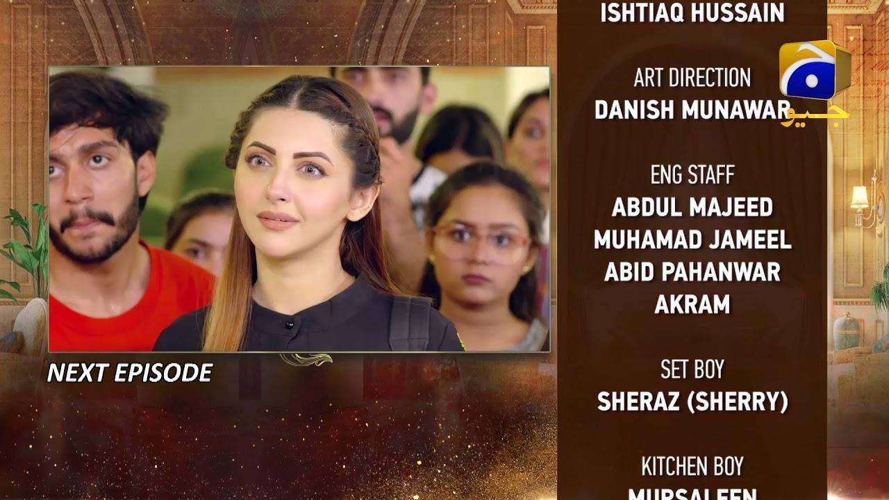 Download Bechari Qudsia - Episode 09 Teaser - 26th July 2021 - HAR PAL GEO