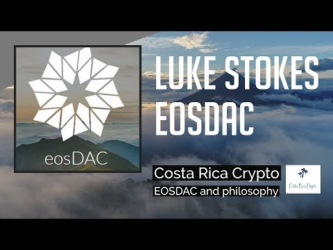 Interview with Luke Stokes From EOSDAC - philosophy, DAC's, Favorite books and Epitaphs