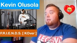 """FRIENDS"" (KOver) - Kevin ""K.O."" Olusola - Jerod M REACTION"