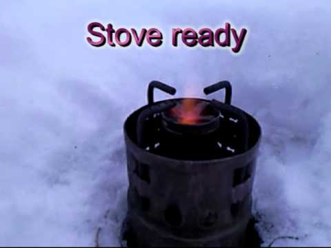 Decagon Stove Winter Field Test Doovi
