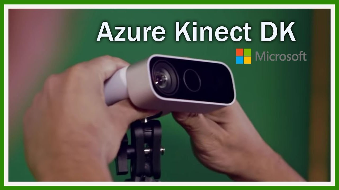 Azure Kinect DK - O novo Kinect da Microsoft Anunciado ▪️ (nº1256)