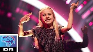Astrid - Når jeg danser (LIVE) | MGP 2019 | Ultra