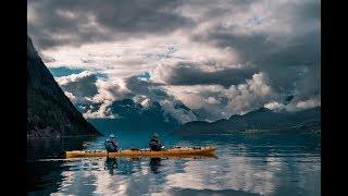 Kayaking in Norway's Fjords