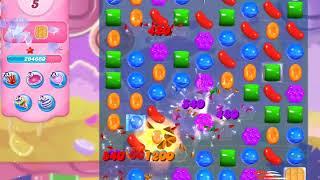 Candy Crush Saga Level 4257 NO BOOSTERS