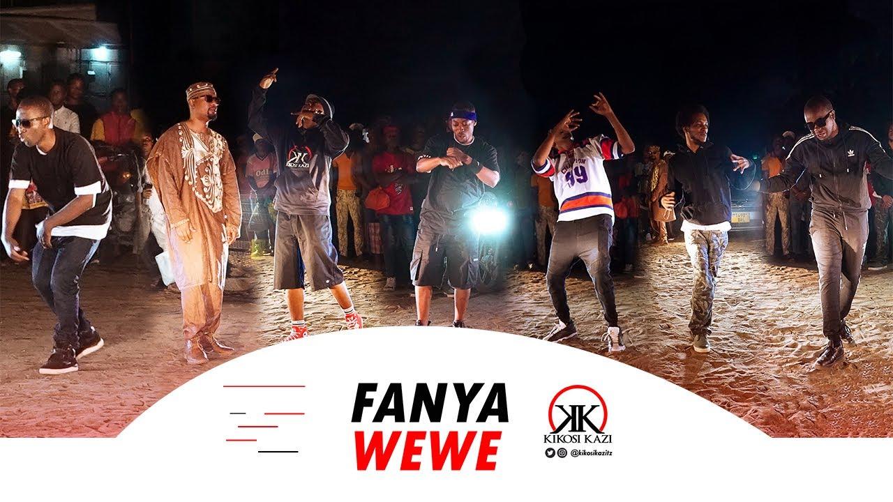 Download Kikosi kazi - FANYA WEWE (Official Video)
