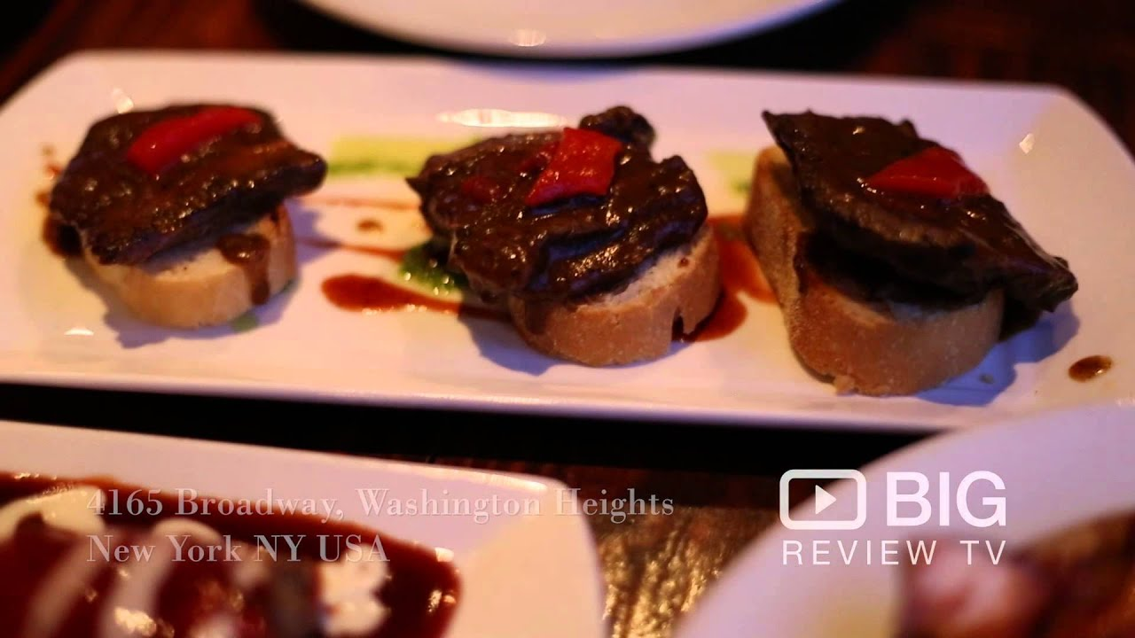 Manolo tapas a spanish restaurant in new york serving for Manolo food bar queretaro