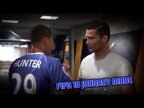 FIFA 18 JOURNEY MODE CONFIRMED! ALEX HUNTER IS BACK! FIFA 18 CAREER MODE!