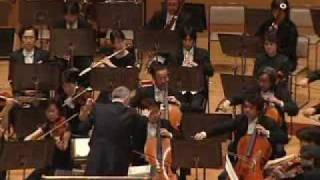 Marco Boemi conducts La Traviata Prelude Act 3