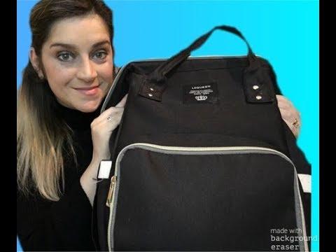 A melhor bolsa maternidade! le Queen Nappy bag