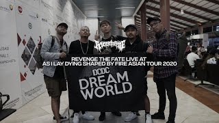 Download Mp3  Part 1  Revenge The Fate Live At As I Lay Dying Shaped By Fire Asia Tour 2020 S