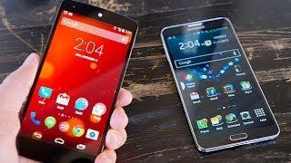 Nexus 5 vs Note 3 | Pocketnow