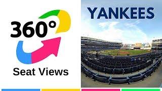 Yankee Stadium 360 Seat View   TickPick's VR Experience