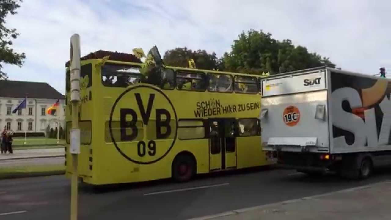 Berlin Dortmund Bus