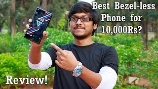Best Budget Bezel-less Phone for 10,000Rs...