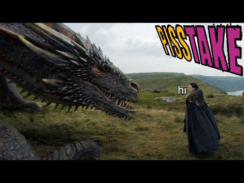 Eastwatch | Game Of Thrones Pisstake (Season 7 Episode 5)