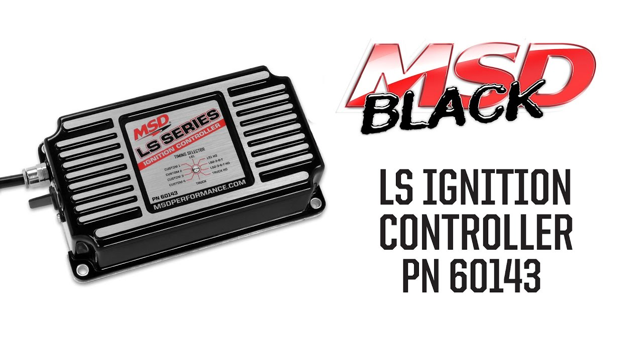 new msd ls ignition controller
