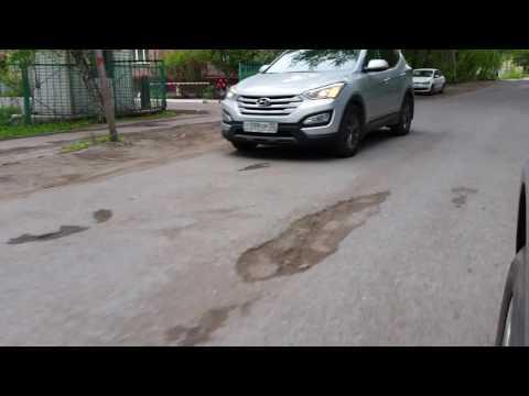 Омск 22 Партсъезда 4K