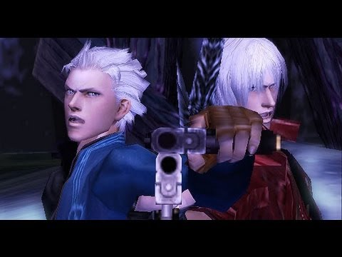 DMC - Devil May Cry 3 -  All Cutscenes in High Def