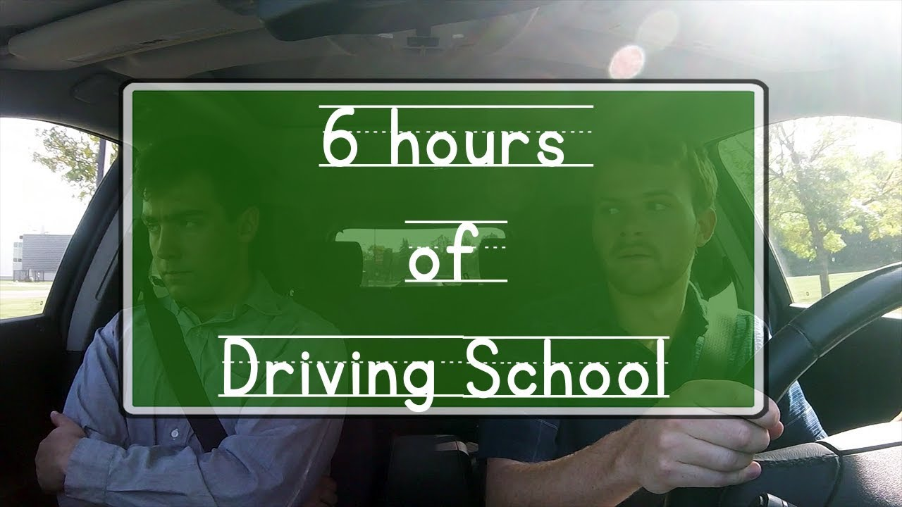 6 Hours Of Driving School Youtube