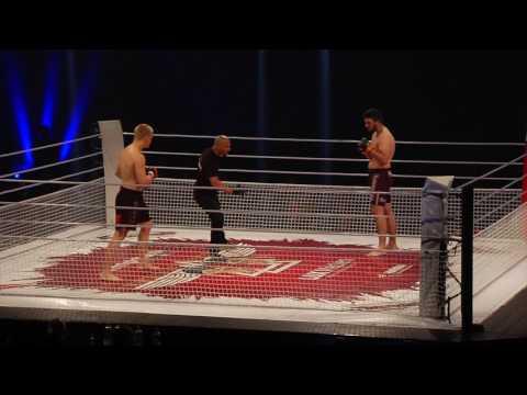 IFC7 – Igor Kantar vs Robert Lau