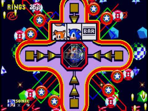 Sonic 3 & Knuckles: Quick Debug Mode