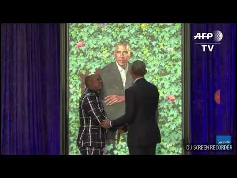 5999 DAYS (666) from 911 to Obama Portrait Unveiling