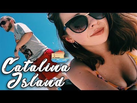 Catalina Island Vlog April 2019 thumbnail