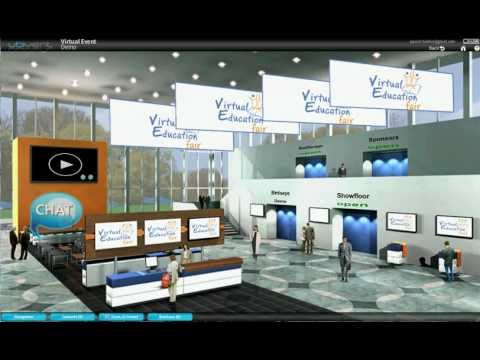 Virtual Education Fair Demo