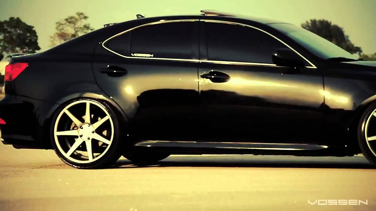 Lexus IS 350 On 20 Vossen YouTube