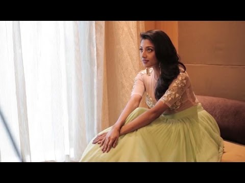 Paoli Dam shoots for Femina Bangla cover