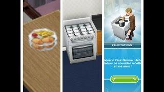 Sims Free Play [Quêtes] N°1 ~ Le Meilleure Pain ~ 🍞