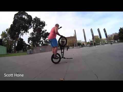 Melbourne Autumn Flatland Jam '16 Edit