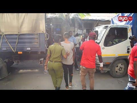 Polisi walivyokamata watu Kariakoo