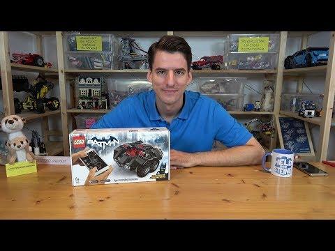 Bauen mit dem Helden LEGO® Batman 76112 - Das App-gesteuerte Batmobil