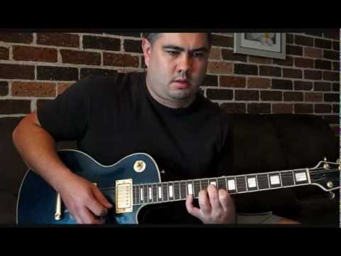 Jeremy Pearl Jam Guitar Lesson Tutorial How To Play Authentic