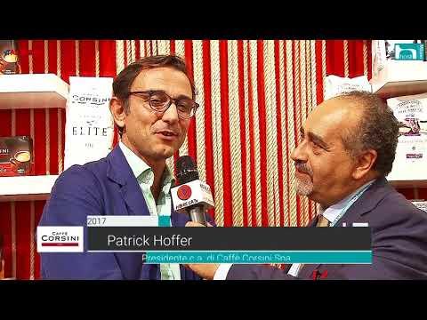HORECATVIT HOST  Fabio Russo intervista Patrick Hoffer di Caffè Corsini SpA