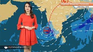 Weather Forecast May 29: Monsoon onset in Kerala to give rain in Karnataka; Thunderstorm in Delhi