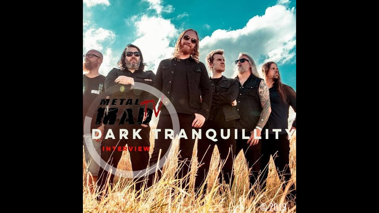 DARK TRANQUILLITY| interview