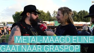 Flair goes Graspop: 'Eigenlijk zijn metalheads heel zachte mensen